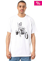 VANS Biker Babe S/S T-Shirt white