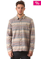 VANS Birch Stripe L/S Shirt navy/native str