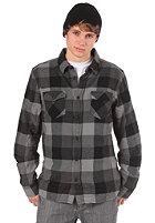 VANS Box Flannel L/S Shirt black/new charcoal