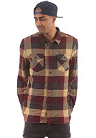 VANS Box Flannel L/S Shirt charcoal