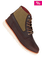 VANS Breton Boot wax canvas brown