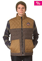 VANS Bridger Vest II bison heather n