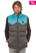 VANS Bridger Vest new charcoal/bi