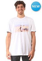 VANS Burnout Babe S/S T-Shirt white