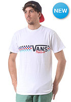 VANS Cali Native S/S T-Shirt white