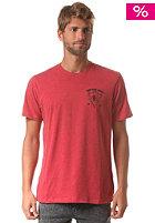 VANS Camp Arrow S/S T-Shirt heather red