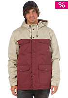 VANS Campton Jacket cabernet/beach