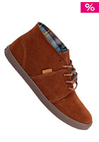 VANS Camryn Decon Shoe (suede) toffee/
