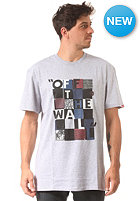 VANS Checker Blaster II S/S T-Shirt athletic heathe