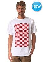 VANS Checkerboard Pocke S/S T-Shirt white