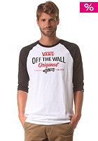 VANS Choice Threads S/S T-Shirt white/black
