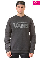VANS Classic Crew black heather/g