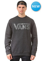 VANS Classic Crew Knit Sweat black heather/g