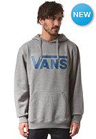 VANS Classic Hooded Sweat concrete heather/dark blue