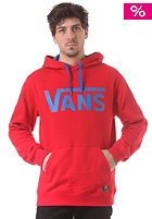 VANS Classic Hooded Sweat reinvent red/classic blue