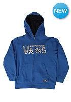 VANS Classic Hooded Zip Sweat classic blue/ch