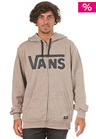 VANS Classic Hooded Zip Sweat oat heather/atl