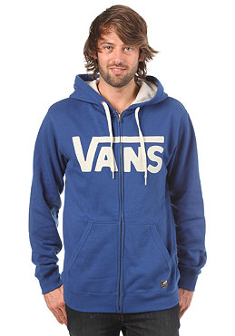 VANS Classic Hooded Zip Sweat true blue/vintage