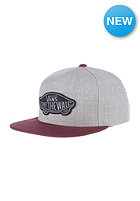 VANS Classic Patch heather grey/po