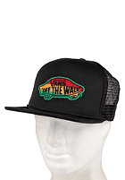 VANS Classic Patch Truc Hat black/rasta