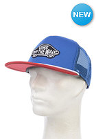 VANS Classic Patch Trucker Cap blue/red