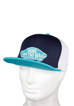 VANS Classic Patch Trucker Cap bluebird