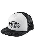 VANS Classic Patch Trucker Cap white/black