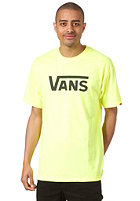 VANS Classic S/S T-Shirt safety green/bl