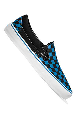 VANS Classic Slip On brilliant blue/black
