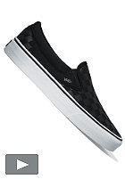 VANS Classic Slip-On checkerboard black/black 