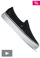 Classic Slip-On Checkerboard black/black