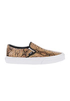 VANS Classic Slip-On leather/snake II