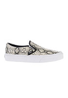 VANS Classic Slip-On leather/snake