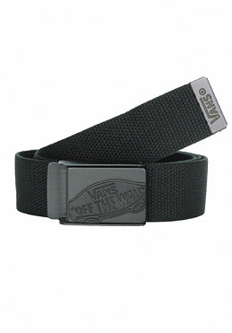 VANS Conductor Web Belt black