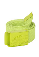VANS Conductor Web Belt lime punch