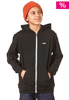 VANS Core Basic Hooded Zip Sweat black