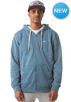 VANS Core Basic Hooded Zip Sweat bluesteel