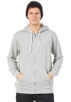 VANS Core Basics Hooded Zip grey heather