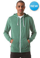 VANS Core Basics Knit Hooded Zip Sweat forest service