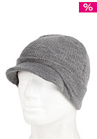 VANS Core Basics Visor Beanie heather grey
