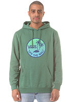VANS Dual Palm Island Hooded Sweat forest service