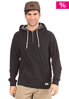 VANS Embarcadero Henley Hooded Zip Sweat black