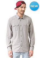 VANS Everet L/S Shirt frost grey