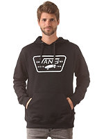 VANS Full Patch III Hooded Sweat black