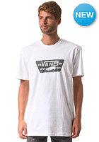 VANS Full Patch Photo S/S T-Shirt white