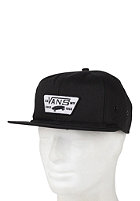 VANS Full Patch Snapback Cap black/black