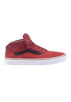 VANS Gilbert Crockett P dark red/black