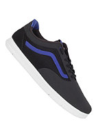 VANS Graph Shoes charcoal/royal