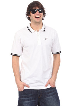 VANS Hampton S/S Polo T-Shirt white