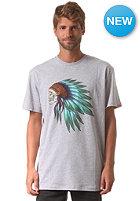 VANS Headdress II S/S T-Shirt athletic heathe